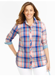 Carnival Plaid Shirt