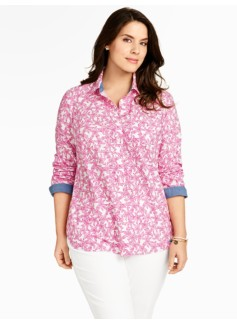 Starfish Cotton Shirt
