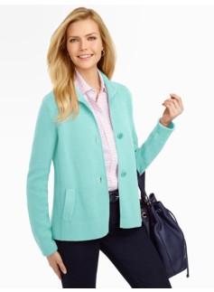 Milano Stitch Sweater Jacket