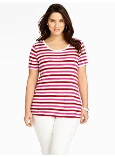 Park Place Stripes Tee