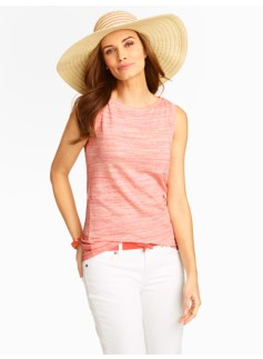 Horizon Stripes Bateau Shell