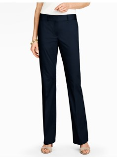 Heritage Refined Sateen Bootcut Pants