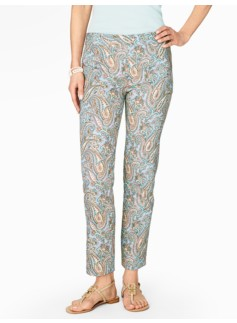 Talbots Chatham Ankle - Ocean Paisley