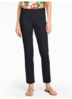 Talbots Chatham Sateen Ankle Pant