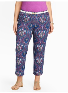 The Perfect Crop - Summer Paisley