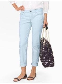 Colored Boyfriend Jeans
