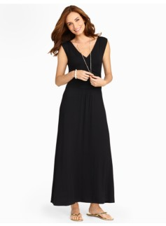 Refined Jersey Maxi Dress