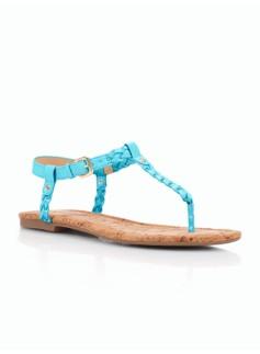 Cricket Braided Thong Sandals