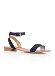Laine Ankle-Strap Sandals