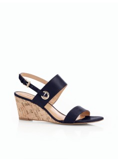 Ryia Band-Strap Wedges