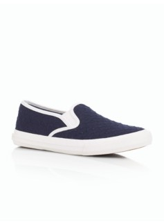 Liv Eyelet Slip-On Sneakers