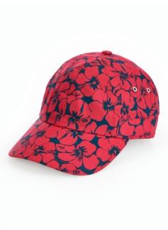 Hibiscus Baseball Cap