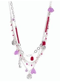 Charm-Drop Necklace