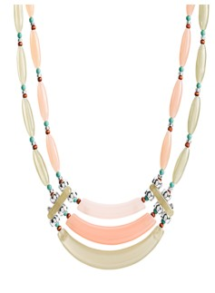 Mixed-Bead Necklace