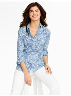 Tulip Paisley Shirt