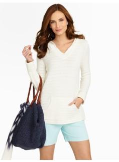 Stucco Hoodie Sweater