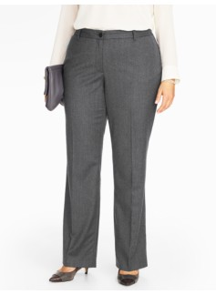 Italian Flannel Windsor Pant