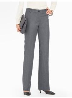 Talbots Windsor Italian Flannel Pant