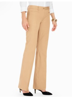 Viscose Cotton Bootcut Pant