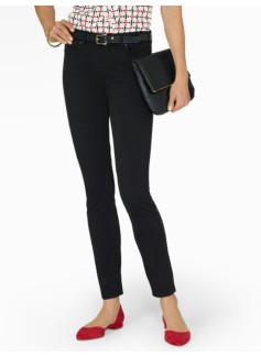 The Flawless Five-Pocket Jegging - Black