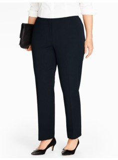 Bi Stretch Tailored Slim-Leg Pant