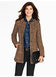 Fancy Tweed Jacket