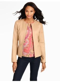Stretch Italian Flannel Jacket