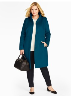 Gramercy Wool Coat
