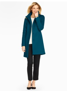 Gramercy Wool Coat
