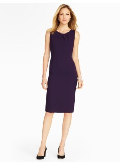 Seasonless Crepe Sheath