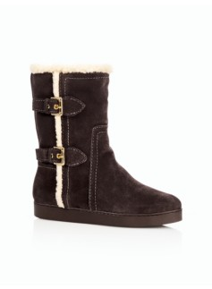 Tippi Suede Boots