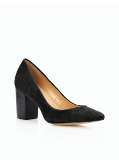 Eve Suede Pumps