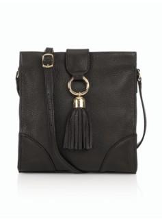 Kelsey Tassel Crossbody Bag