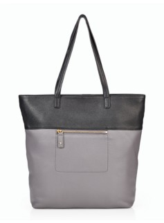 Colorblocked Tote