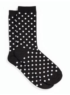 Polka Dot Trouser Socks