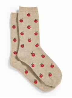 Apple Trouser Socks