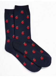Apple Trouser Socks