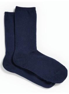 Womans M�lange Trouser Socks