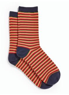 Multi-Stripe Trouser Socks