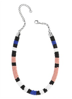 Seed-Bead Necklace