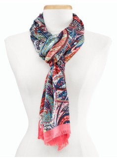 Classic Paisley Scarf