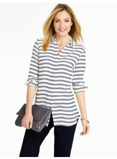 Double-Stripe Shirt
