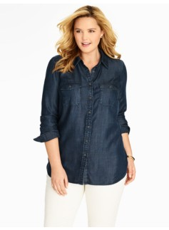 Soft Denim Shirt