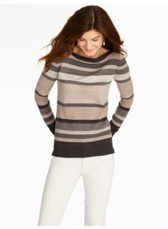 Stripe Merino Sweater