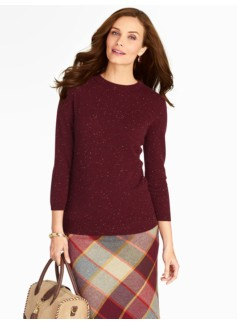 Donegal Cashmere Audrey Sweater