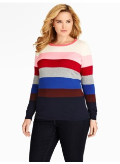 Ivy League Stripe Sweater