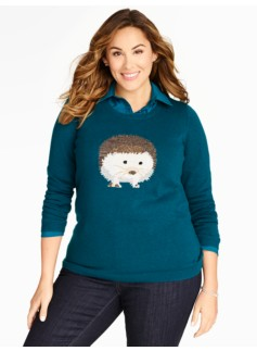 Hedgehog Sweater