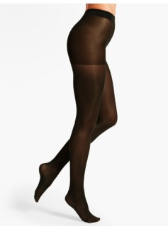Woman Plus Opaque Hosiery