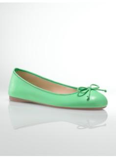 Jilly Leather Ballet Flats