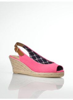 Lacey Slingback Espadrilles